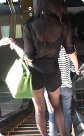 北京三里屯街拍美女,超有气质