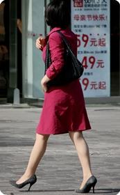 杭州万象城街拍