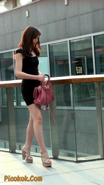 翘臀超短裙美女,没人能抵抗如此的美色9