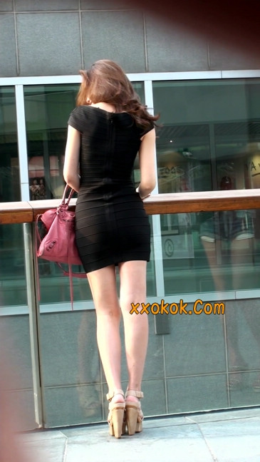 翘臀超短裙美女,没人能抵抗如此的美色31