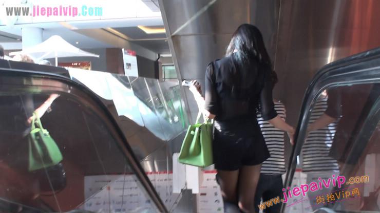 北京三里屯街拍美女,超有气质1