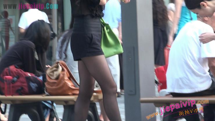 北京三里屯街拍美女,超有气质23