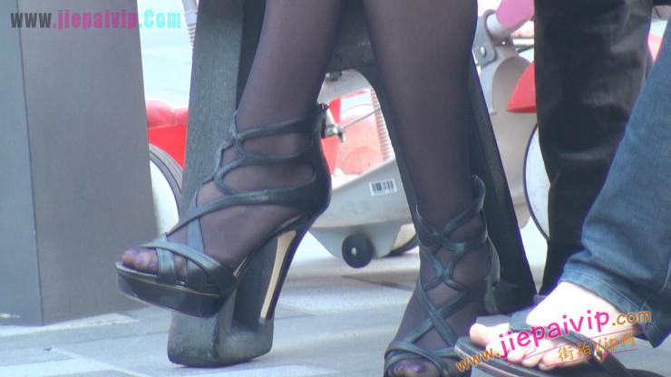 北京三里屯街拍美女,超有气质27