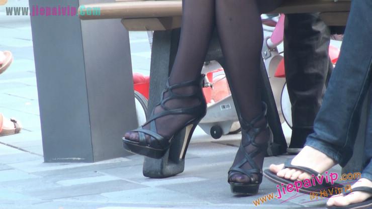 北京三里屯街拍美女,超有气质29