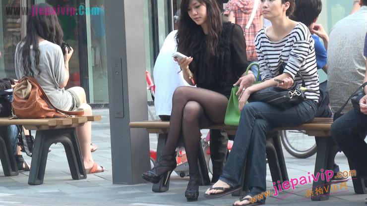 北京三里屯街拍美女,超有气质30