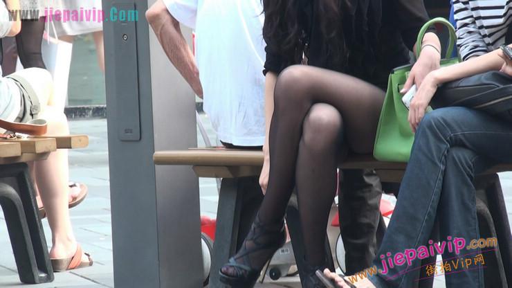 北京三里屯街拍美女,超有气质34