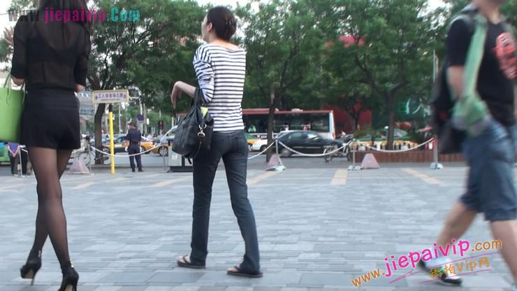 北京三里屯街拍美女,超有气质38