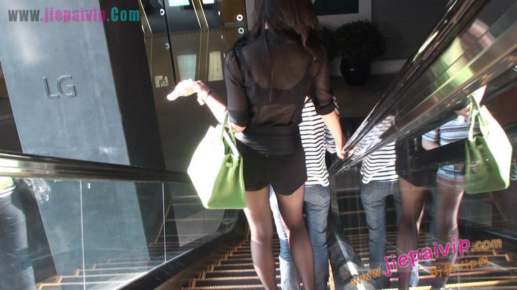 北京三里屯街拍美女,超有气质4