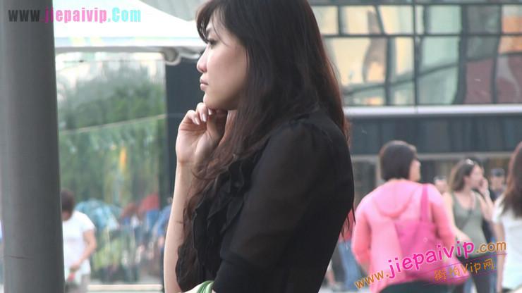 北京三里屯街拍美女,超有气质40