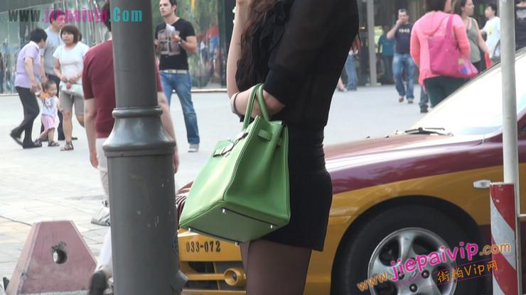 北京三里屯街拍美女,超有气质41