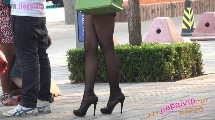 北京三里屯街拍美女,超有气质60