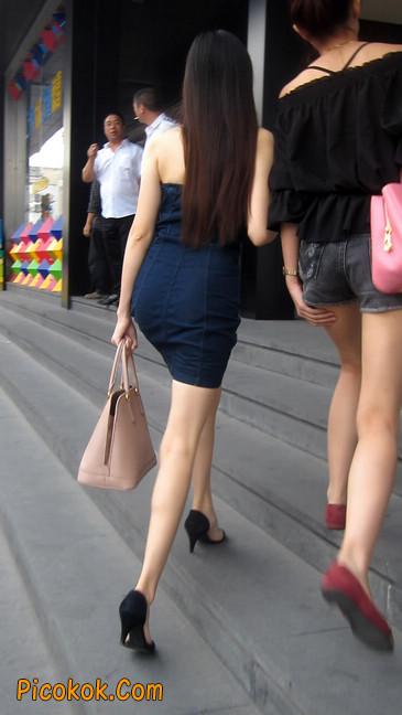 如此性感身材白嫩美腿,女人看了都妒忌5