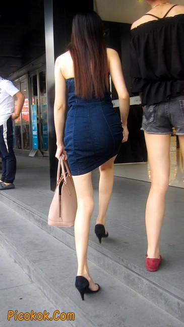 如此性感身材白嫩美腿,女人看了都妒忌8