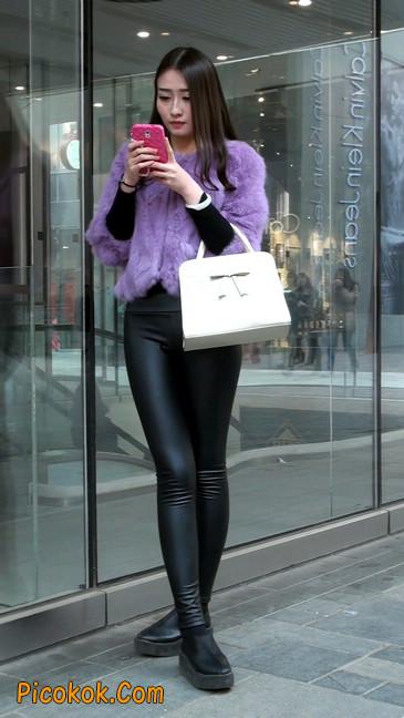 极品美女性感紧身皮裤绝对让你意犹未尽19