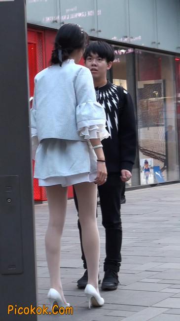 小姐姐的腿好性感会有想摸的冲动13