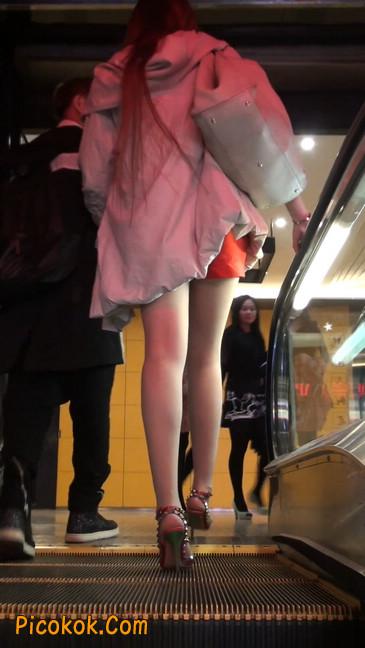 街拍非常养眼的长腿性感美女41