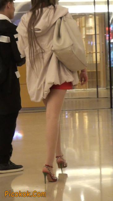 街拍非常养眼的长腿性感美女46