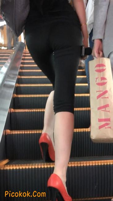 街拍极品美女视频33