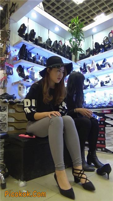 长篇大作:美女试鞋