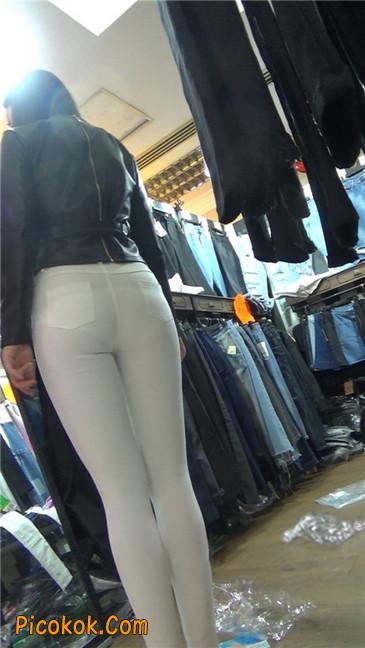 性感紧身皮裤丰臀少妇. 第二季2