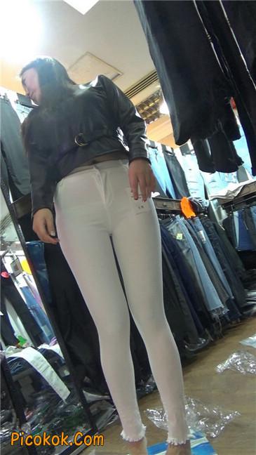 性感紧身皮裤丰臀少妇. 第二季5