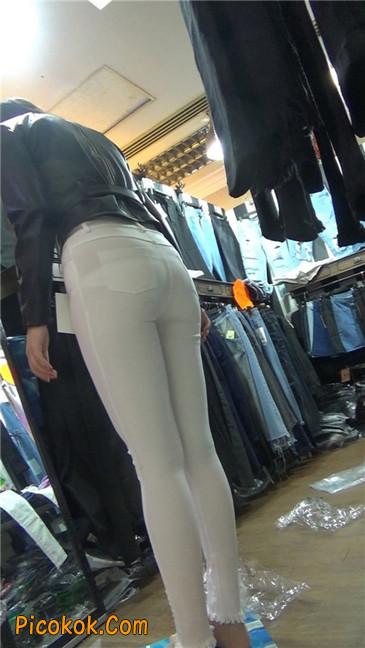性感紧身皮裤丰臀少妇. 第二季7