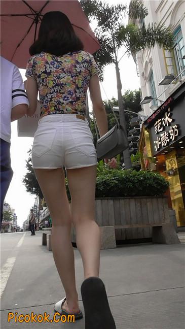 白热裤MM3