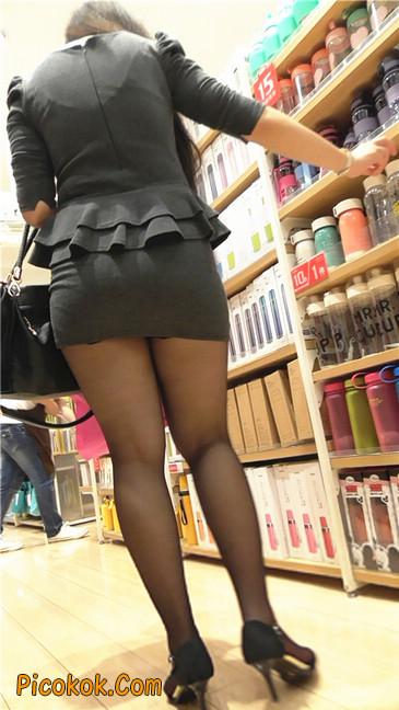 丰腴紧丝袜包裙1