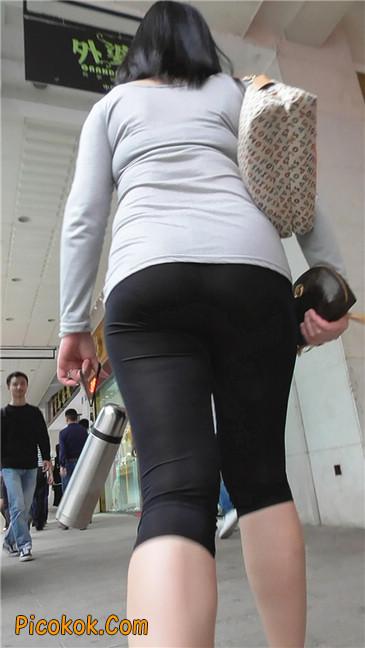 熟妇打底裤2