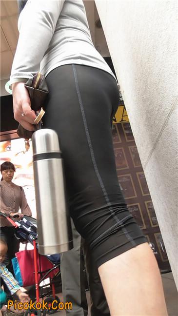 熟妇打底裤7