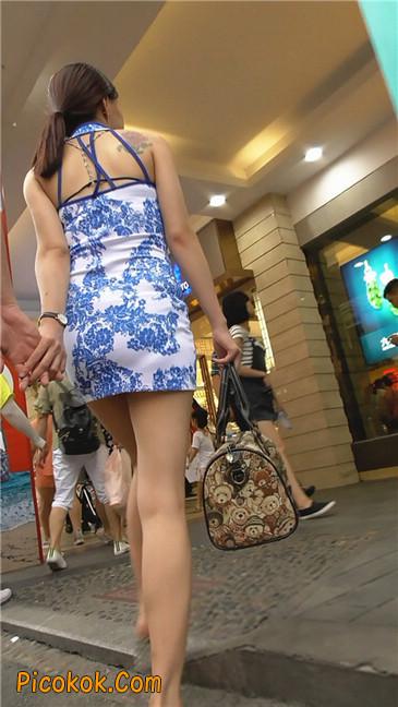 青花齐P包裙4