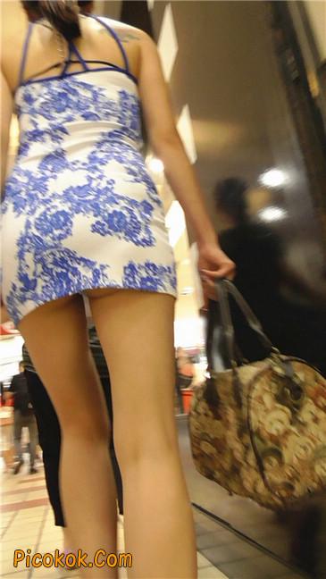 青花齐P包裙6