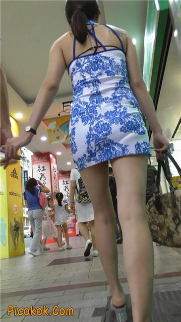青花齐P包裙7