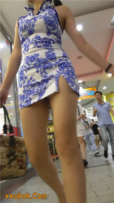 青花齐P包裙11