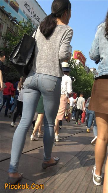 极品翘臀长腿紧牛美女1