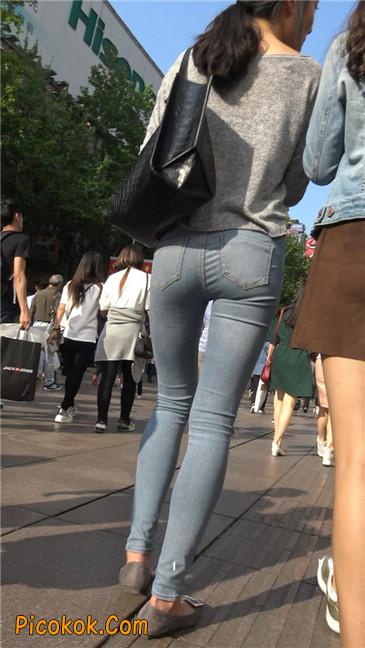 极品翘臀长腿紧牛美女2