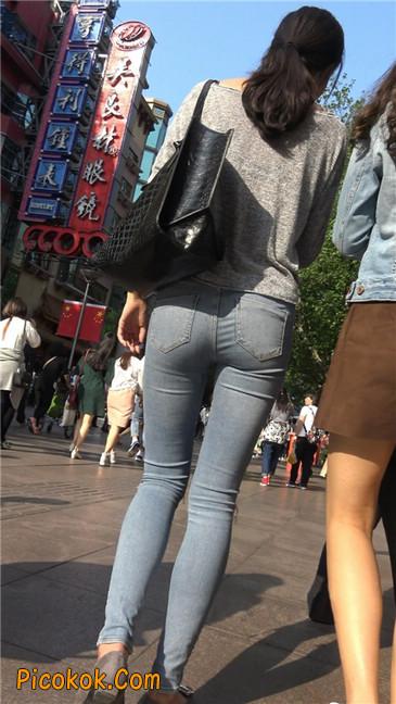 极品翘臀长腿紧牛美女4