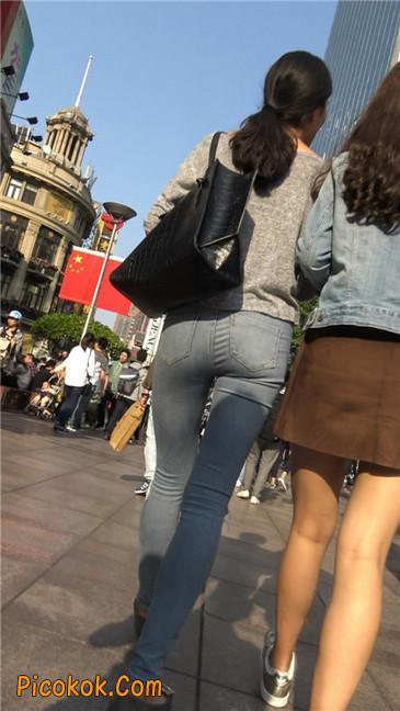 极品翘臀长腿紧牛美女10