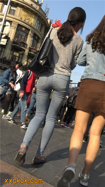 极品翘臀长腿紧牛美女12