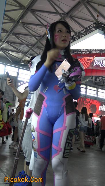 2016CJ-外星紧身蓝衣美女6