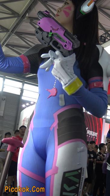2016CJ-外星紧身蓝衣美女9