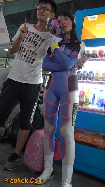 2016CJ-外星紧身蓝衣美女13
