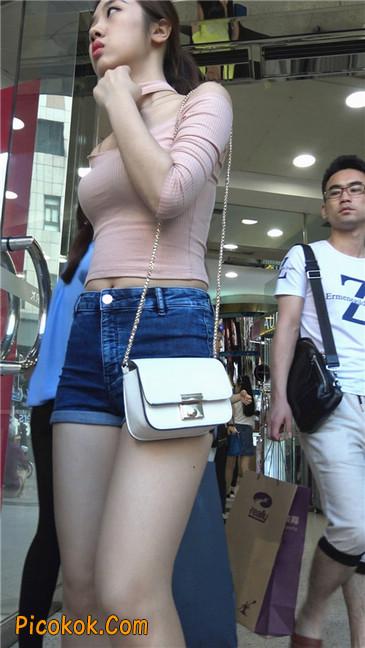 超极品细腰翘臀大长腿傲立双峰清新小美女2
