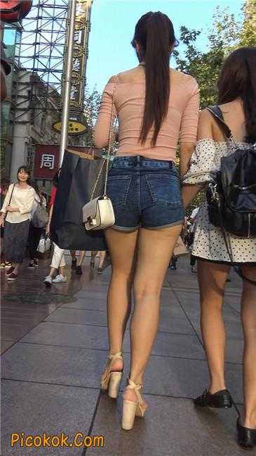 超极品细腰翘臀大长腿傲立双峰清新小美女5