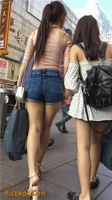 超极品细腰翘臀大长腿傲立双峰清新小美女13