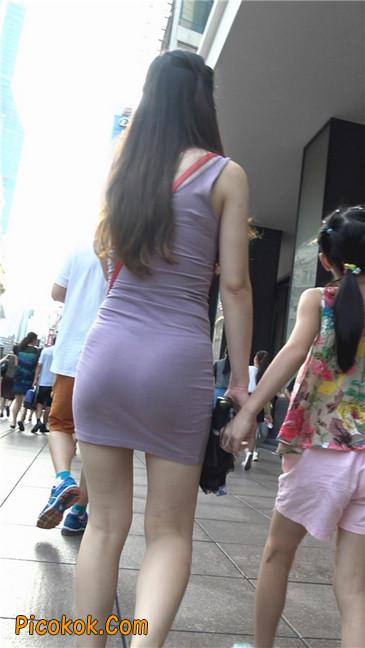 媚到骨子里的包臀裙美少妇5