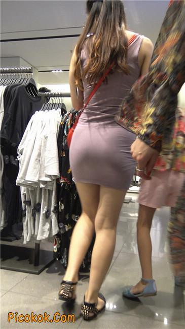媚到骨子里的包臀裙美少妇9
