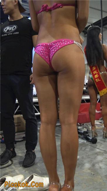 上海美臀大赛极品性感美臀美女2
