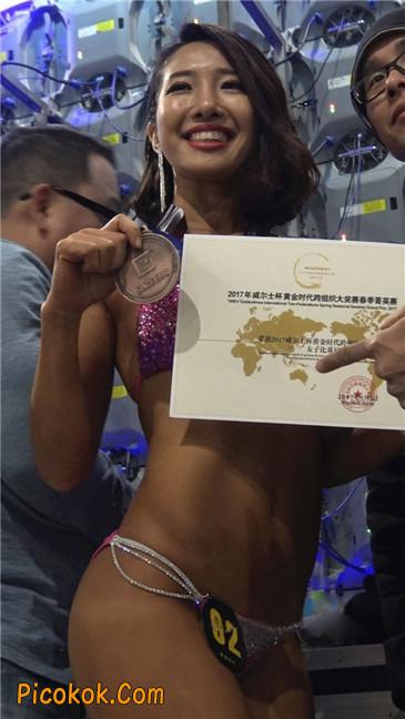 上海美臀大赛极品性感美臀美女15