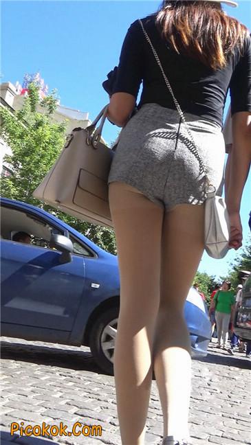 美丽的长腿丝袜女孩4